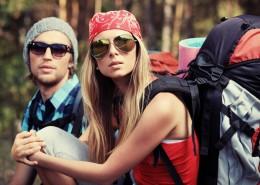 Backpack Ladderlocks and Cordends-Hikers