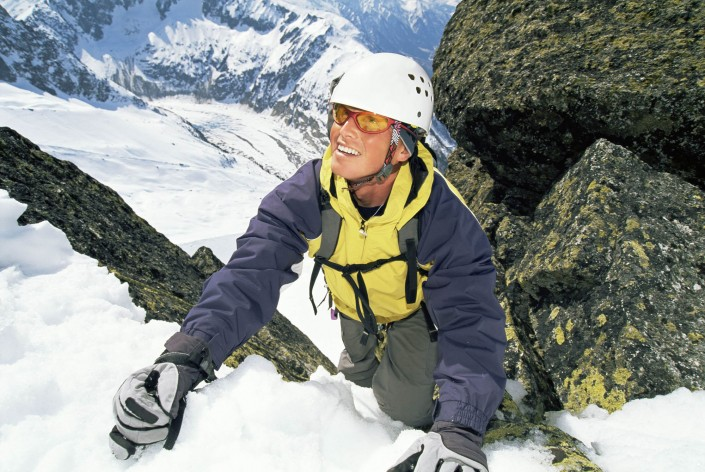 Plastic Buckles for Safety Helmets-Mountain Climbing