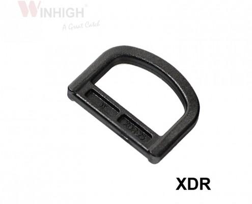 XDR Plastic D-Ring