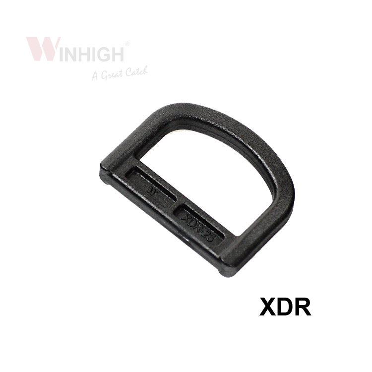 XDR Plastic D-Ring