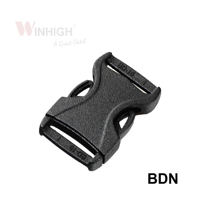 BDN Side-Release Plastic Buckle