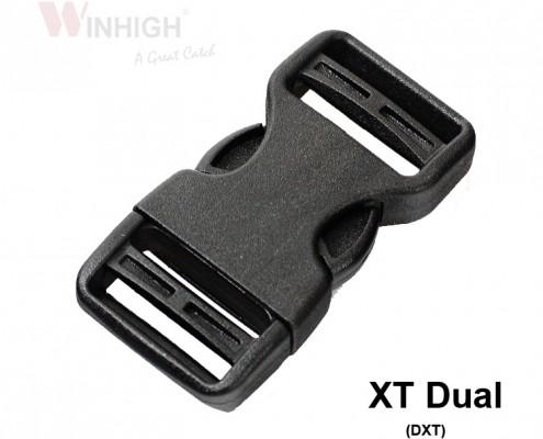 XT Dual SideRelease Plastic Buckle (DXT)