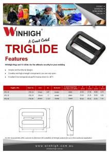 XTG Plastic Triglide Spec Sheet