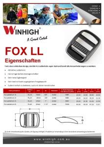 FLL Plastik Ladderlock Spec Sheet