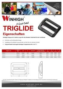 XTG Plastik Triglide Spec Sheet